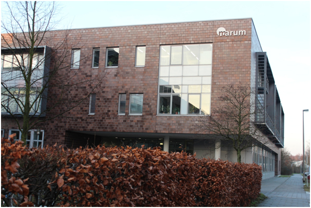 Figure 1: Bremen Core Repository (MARUM), University of Bremen, Germany.