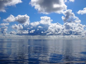 画像2  とても穏やかな海。